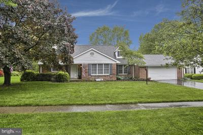 Hershey Single Family Home For Sale: 1071 Beech Avenue