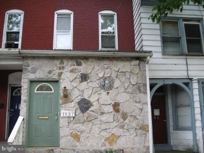 Harrisburg Townhouse For Sale: 1937 Swatara Street