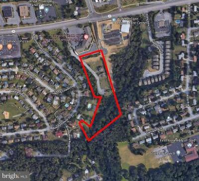 Harrisburg Residential Lots & Land For Sale: 4209 Cumberland Avenue