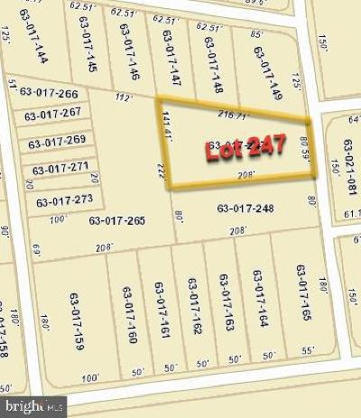 Harrisburg Residential Lots & Land For Sale: Lot 247 N 65th Street