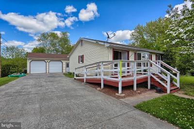 Harrisburg Single Family Home For Sale: 455 M Street