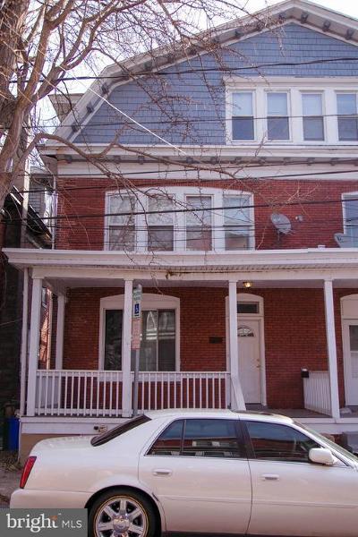 Harrisburg Single Family Home For Sale: 2213 Penn Street