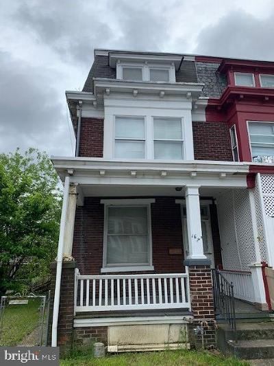 Harrisburg Multi Family Home For Sale: 1623 Berryhill Street