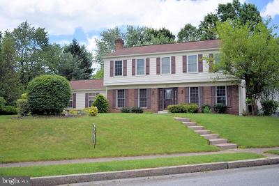 Hershey Single Family Home For Sale: 302 Lamp Post Lane