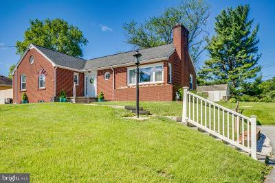 Dauphin County Single Family Home For Sale: 1606 Fishburn Road