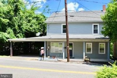 Dauphin County Single Family Home For Sale: 607 Center Street