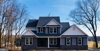 Dauphin County Single Family Home For Sale: 1110 Middletown Road #LOT 2