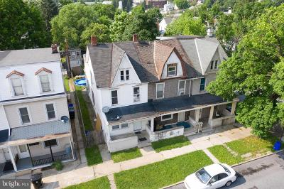 Harrisburg Townhouse For Sale: 1942 North Street