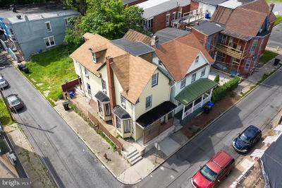 Dauphin County Single Family Home For Sale: 161 S Summit Street