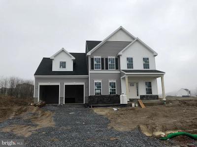 Harrisburg Single Family Home For Sale: Lot 25 Pin Oak Drive