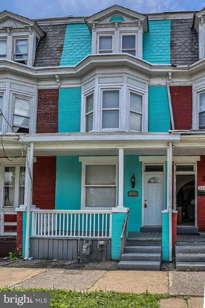 Dauphin County Townhouse For Sale: 2410 Jefferson Street