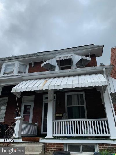 Harrisburg Townhouse For Sale: 2247 Logan Street