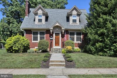 Hershey Single Family Home For Sale: 257 Maple Avenue