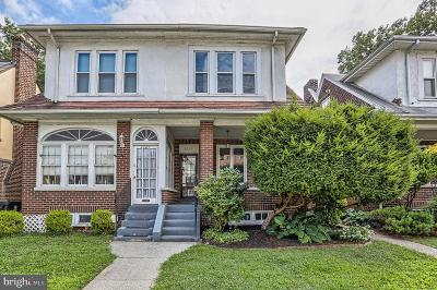 Harrisburg Single Family Home Under Contract: 2327 N 2nd Street