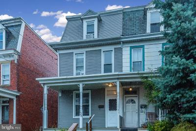 Harrisburg Single Family Home For Sale: 135 S 29th Street
