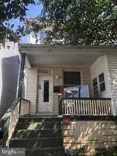 Harrisburg Single Family Home For Sale: 1936 Kensington Street