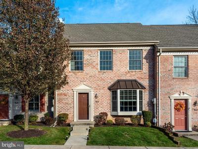 Harrisburg Townhouse For Sale: 606 Glenbrook Drive