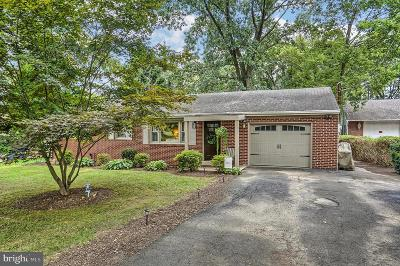 Dauphin County Single Family Home Under Contract: 6030 Chambers Hill Road