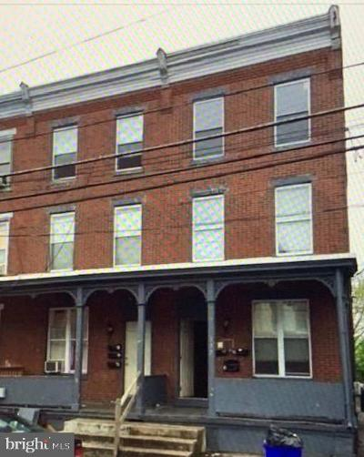 Dauphin County Multi Family Home For Sale: 332 Crescent Street