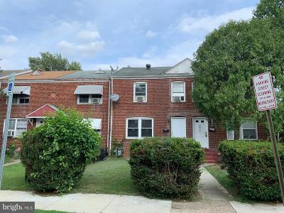 Dauphin County Townhouse For Sale: 2615 Jefferson Street