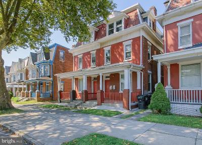 Harrisburg Single Family Home For Sale: 1400 State Street
