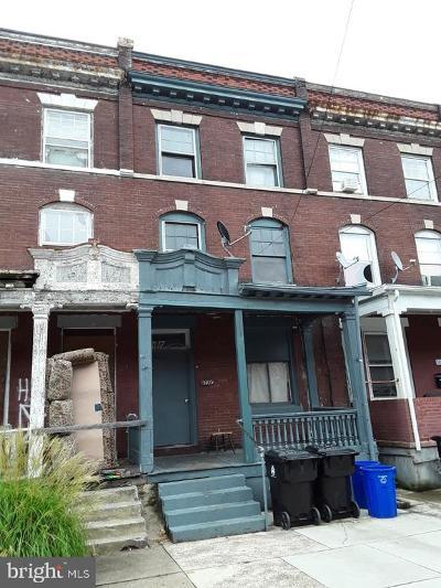 Harrisburg Multi Family Home For Sale: 347 Crescent Street
