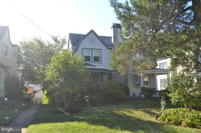 Ardmore Single Family Home For Sale: 623 Georges Lane