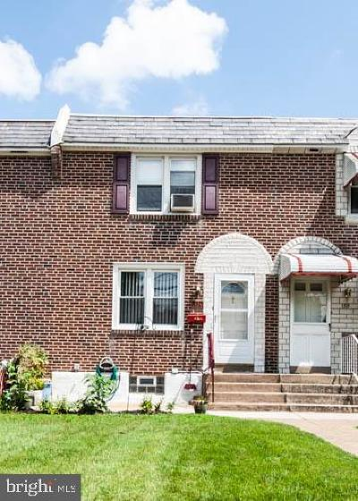 Delaware County Townhouse For Sale: 137 N Bishop Avenue