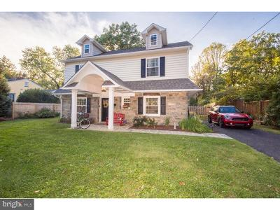 Delaware County Single Family Home For Sale: 318 Rutgers Avenue