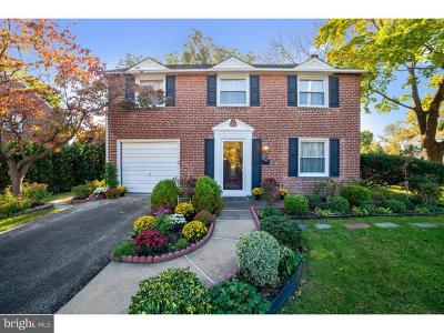 Springfield PA Single Family Home For Sale: $329,900