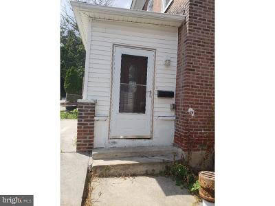Delaware County Single Family Home For Sale: 1021 Tyler Avenue