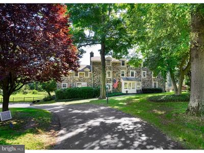 Delaware County Single Family Home For Sale: 306 Ivy Mills Road