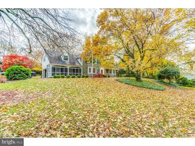 Media Single Family Home For Sale: 40 W Knowlton Road