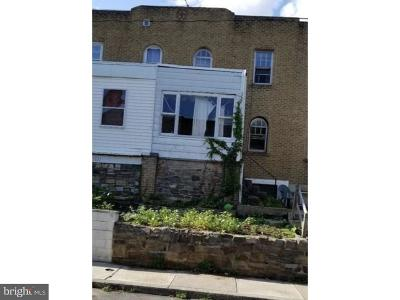 Upper Darby Townhouse For Sale: 7029 Aberdeen Road