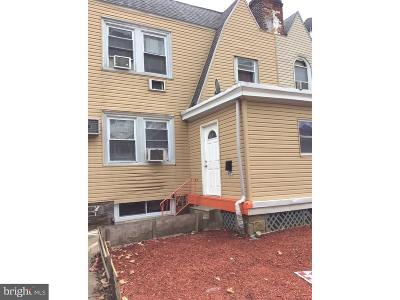 Upper Darby Townhouse Under Contract: 137 Hampden Road