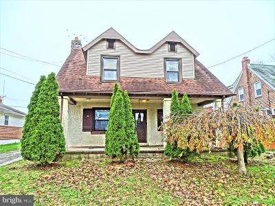 Ridley Park Multi Family Home For Sale: 506 Crumlynne Road
