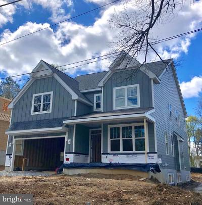 Media Single Family Home Under Contract: Lot 7 W 8th Street