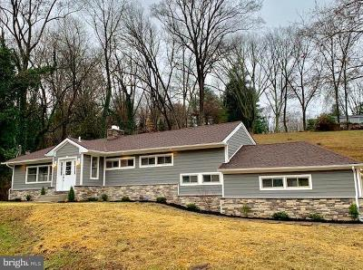 Delaware County Single Family Home For Sale: 136 Bryn Mawr Avenue