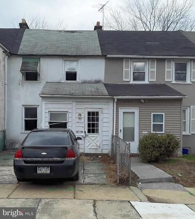 Chester Townhouse For Sale: 1145 Pine Lane