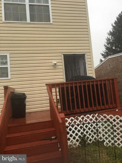 Chester Single Family Home For Sale: 307-A 9th Street