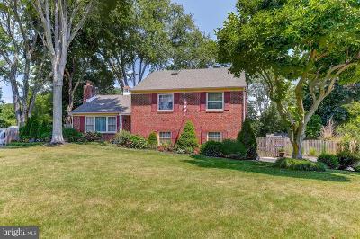 Media Single Family Home For Sale: 209 Ridgewood Road