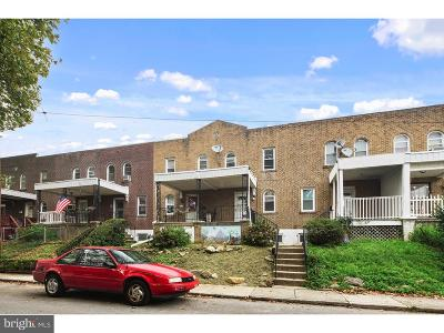 Upper Darby Townhouse For Sale: 635 Copley Road