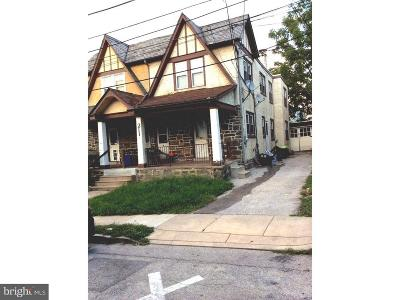 Upper Darby Multi Family Home For Sale: 211 Berbro Avenue
