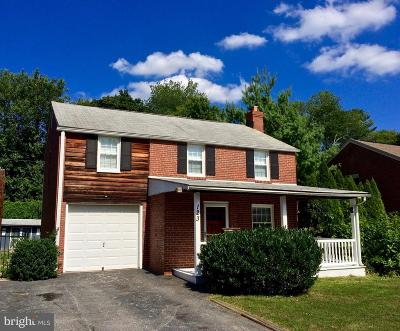 Bryn Mawr Single Family Home For Sale: 123 Debaran Lane