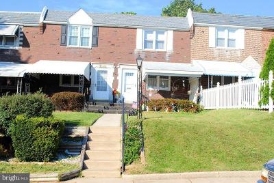 Delaware County Townhouse For Sale: 5243 Fairhaven Road