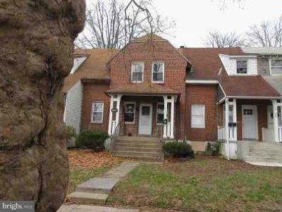 Delaware County Single Family Home For Auction: 1126 W Ridge Road