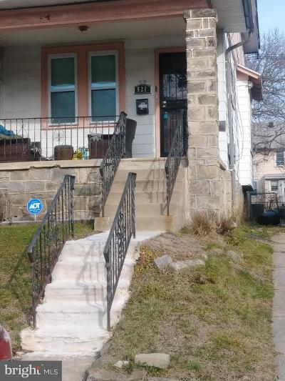 Delaware County Single Family Home For Sale: 527 Orchard Avenue