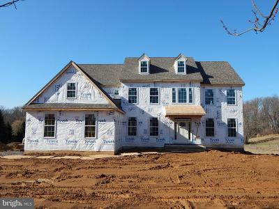 Garnet Valley Single Family Home For Sale: Lot #3 Greenbriar Reserve Road