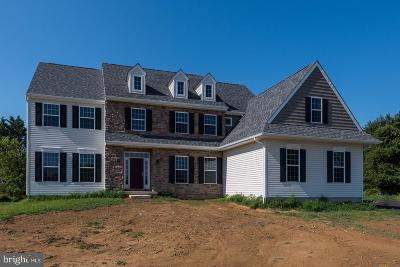 Garnet Valley Single Family Home For Sale: Lot #4 Greenbriar Reserve Road