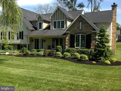 Glen Mills Single Family Home For Sale: 364 W Forge Road